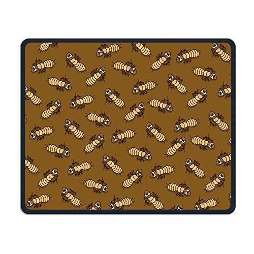 Termite Decks - Cartoon Termite Gaming Mouse Pad Custom Anti-Slip Mice Mat Laptop PC Locked Mouse Pad