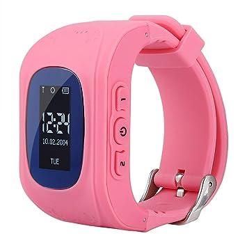 ASHATA Reloj Inteligente para Niños Smartwatch Impermeable ...