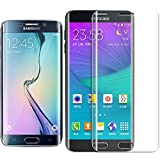 1nnovation® Samsung Galaxy S6 Edge + / S6 Edge Plus Screen Protector Front Back Edge to Edge Clear Full Body Skin Cover Nano Shield Premium HD Curved Crystal PET Soft Film Screen Coverage