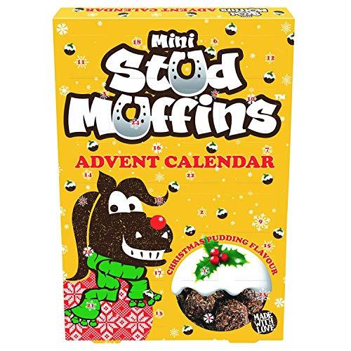 [해외]Stud Muffins Mini Christmas Advent Calendar / Stud Muffins Mini Christmas Advent Calendar (One Size) (May Vary)