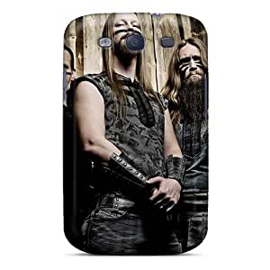 Samsung Galaxy S3 XYF17797AqES Support Personal Customs Attractive Ensiferum Band Series Protector Hard Phone Case -ElijahFenn