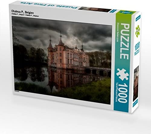 Chateau P, Belgio - Puzzle Da 1000 Pezzi