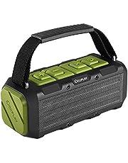 iDeaPLAY 20W Tragbarer Lautsprecher Wasserdicht IPX7 Bluetooth 4.2 Outdoor Lautsprecher mit Powerbank Funktion, Bis zu 13 Stunden Spielzeit, Geeignet für Smartphones, Tablets und andere Geräte