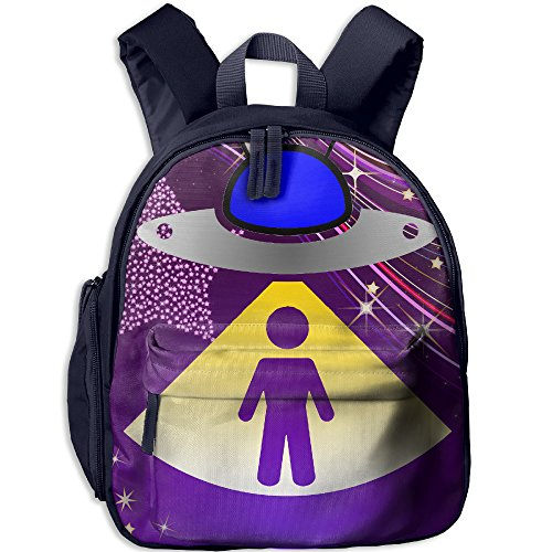 Mars Attacks Martian Girl Costume - Abduction By Aliens Children Oxford Cloth Backpack,Bag For Boys