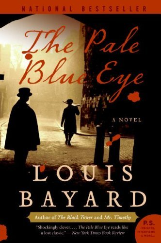 The Pale Blue Eye: A Novel cover