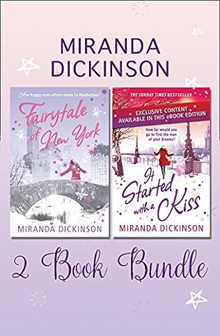 book cover of Miranda Dickinson 2 Book Bundle