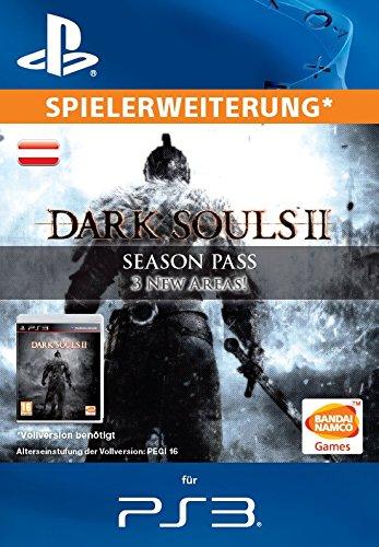 Dark Souls II - Season Pass [PS3 PSN Code für österreichisches Konto]