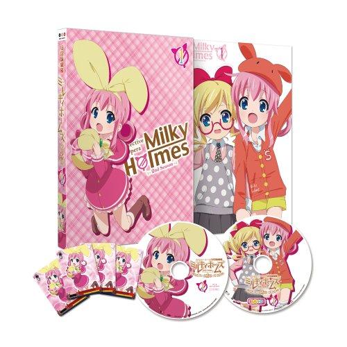 Animation - Tantei Opera Milky Holmes 2 Vol.1 (2BDS) [Japan BD] PCXG-50131