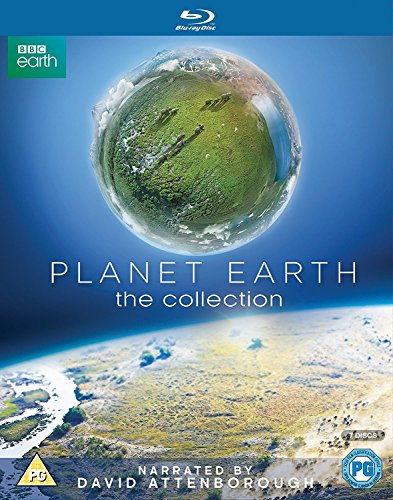 Planet Earth: The Collection [1-2] [Blu-ray] [2016]