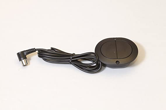 ProFurnitureParts Limoss OEM Oval 2 Button Power Switch Side Hand Control