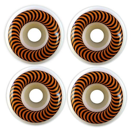 Spitfire Classic Series 51mm High Performance Skateboard Wheel (Set of 4) by Spitfire