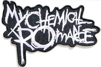 My Chemical Romance Heavy Metal Rock Punk Music Band Logo Polo T