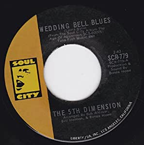 "45vinylrecord Wedding Bells Blues/Lovin Stew (7""/45 rpm)"
