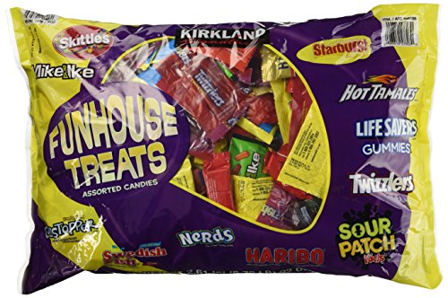 Assorted Candy Mix 250CT Bag
