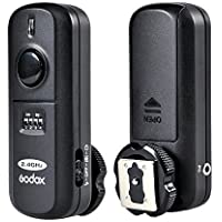 Godox FC-16 2.4GHz 16 Channels Wireless Remote Flash Studio Strobe Trigger Shutter for Canon 5D 6D 7D 5D Mark III 60D 600D 700D 70D 650D 550D