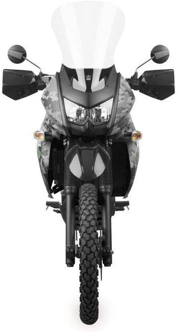 "National Cycle 08-18 Kawasaki KLR650 VStream Windscreen (20.75"") (Clear)"