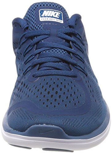 Force Black Herren Abyss Schwarz Rn UK 2017 Blue Laufschuhe 405 Green White Nike Blau Flex ZUnzOzx