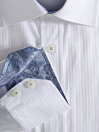 dress shirts with contrasting cuffs - 4