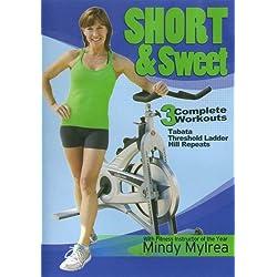Mindy Mylrea: Short & Sweet Cycling