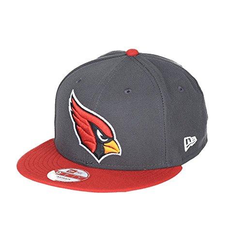賠償一定稼ぐニューエラ (New Era) 9フィフティ スナップバック キャップ - NFL アリゾナカーディナルズ (Arizona Cardinals) 黒鉛