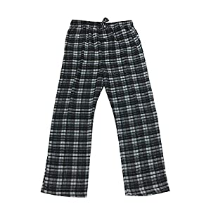JMR Men's Flannel Lounge Sleep Pants Pajama Bottom Size S-2X