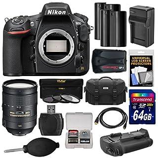 Nikon D810 Digital SLR Camera Body with 28-300mm VR Lens +