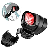 Bicycle Rear Light,Lucco Self-Powered Waterproof Cycling Taillight Bike - Best Reviews Guide