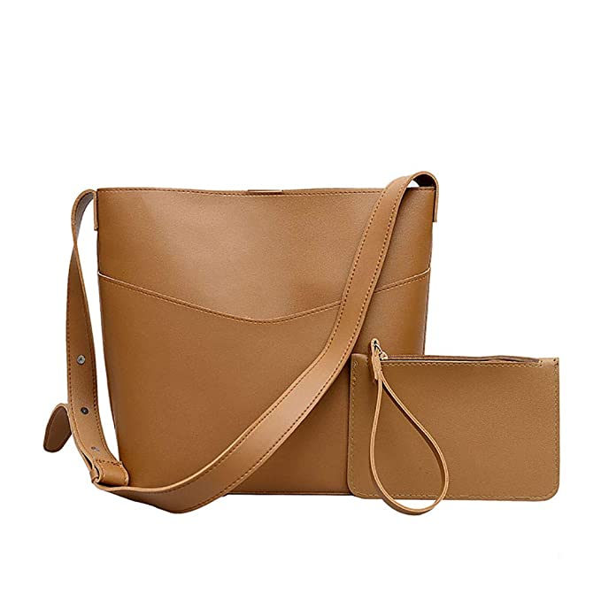Rcool Bolsos para mujer Carteras de mano y clutches Shoppers y bolsos de hombro para mujer