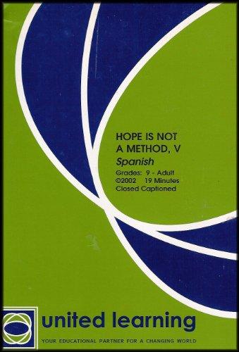 Hope-Is-Not-a-Method-Compares-Birth-Control-Methods-for-Sexually-Active-Young-Adults-La-Esperanza-No-Es-Un-Mtodo-Compara-Mtodos-Anticonceptivos-Para-Los-Adultos-Jvenes-Sexualmente-Activos-1-VHS-Video-