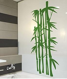 vinilo decorativo bamb color verde medidas xcm