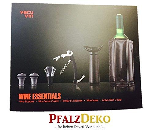 Vacu Vin Prä sentset 'Wine Essentials'