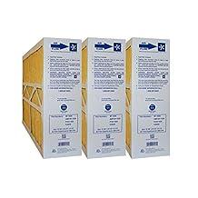Carrier M1-1056 MERV 11 OEM Filter for Model CMF1625, 15 3/8 x 25 1/2 x 5 1/4-Inch, Case of 3