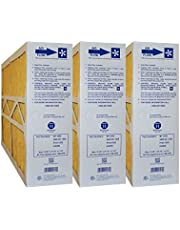 M1-1056 MERV 11 OEM Filter for Model CMF1625, 15 3/8 x 25 1/2 x 5 1/4-Inch, Case of 3