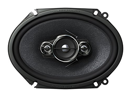 "Pioneer TS-A6886R 6"" x 8"" 4-Way Speaker, Set of 1"