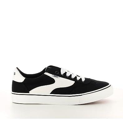 Sneakers Mustang Negras Burton 84149 - Negro: Amazon.es: Zapatos y complementos