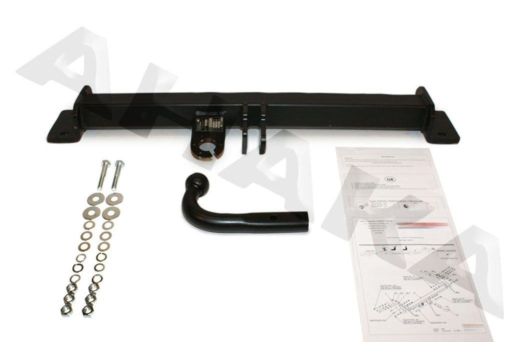 col de cygne d/émontable avec outil Attelage remorque avec Faisceau 7 broches Bmw X3 E83 de 04 /à 2010