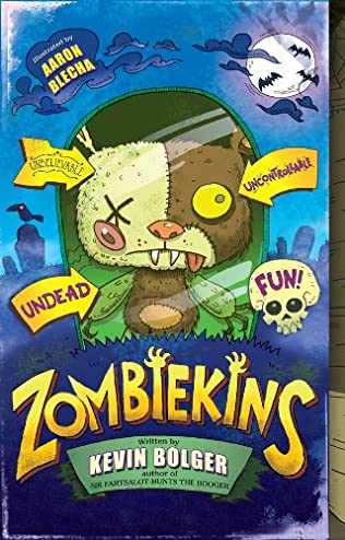 book cover of Zombiekins
