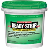 Back to Nature Ready-Strip Plus Paint & Varnish Remover, Quart, 65832