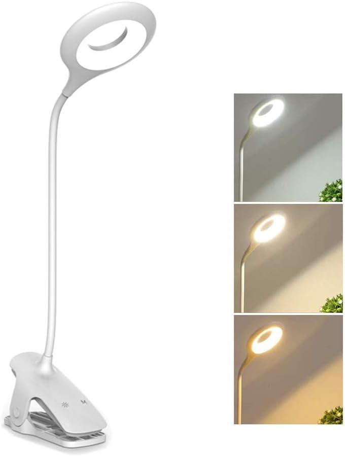 Lampe de Bureau LED sans Fil Rechargeable