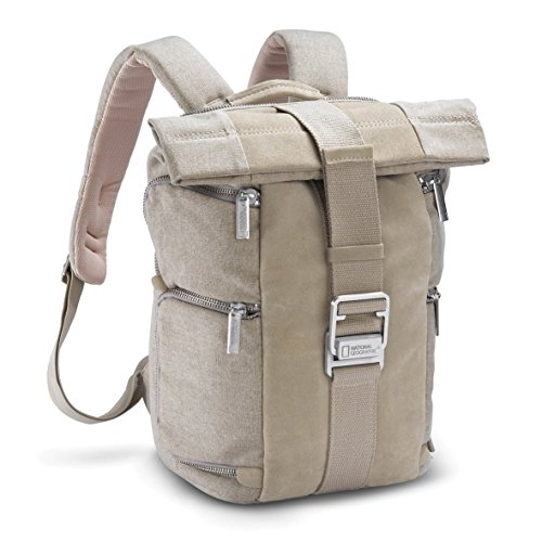 National Geographic Private Collection Small Backpack for Personal Gear,...