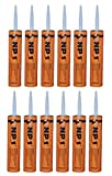 MasterSeal NP1 Redwood Tan Polyurethane Caulk by MasterSeal NP1 - 12 Pack