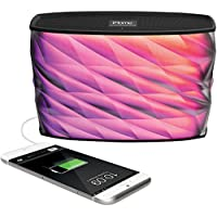 iHome iBT84 Splashproof Color Changing Portable Bluetooth Stereo/Speaker with USB Power Bank