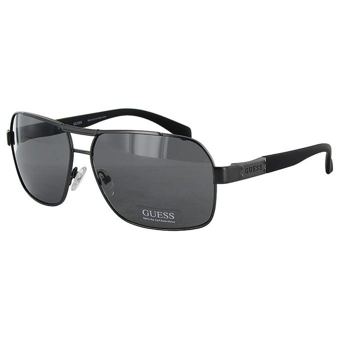 Guess Mens GU6751 Aviator Gafas de sol