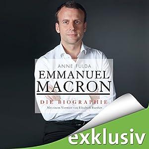 Emmanuel Macron Audiobook