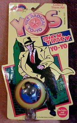 The Radical Yo-yo: Dick Tracy by Disney
