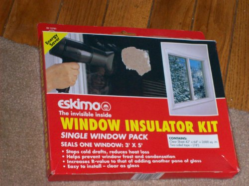 Bjgoods on marketplace for Window insulation kit