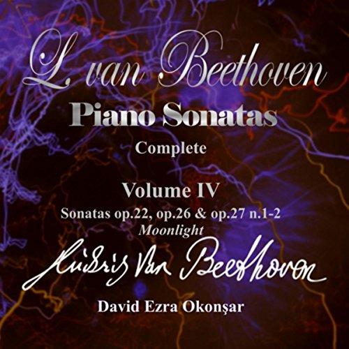 L. van Beethoven: Piano Sonatas, Vol. 4