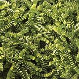 Green Tea Crinkle Cut Paper Shred 10 lbs/Case