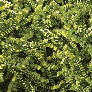 Green Tea Crinkle Cut Paper Shred 10 lbs/Case by JC Danczak