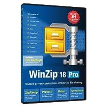 Corel CA WinZip 18 Pro (Bilingual Software)